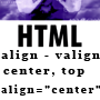 Text html - text-align